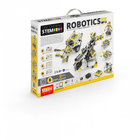 Set STEM ROBOTICA ERP MINI - Engino0