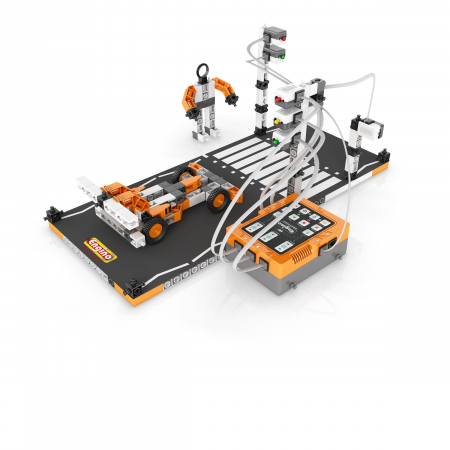 SET STEM ROBOTICA ERP PRO EDITION cu Bluetooth - Engino2