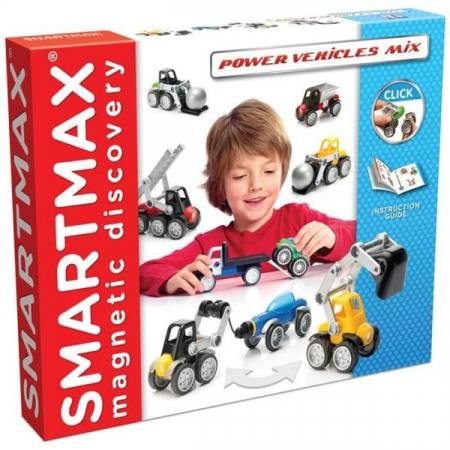 "Set Vehicule SMARTMAX ""PLAY"" -  Power Mix0"