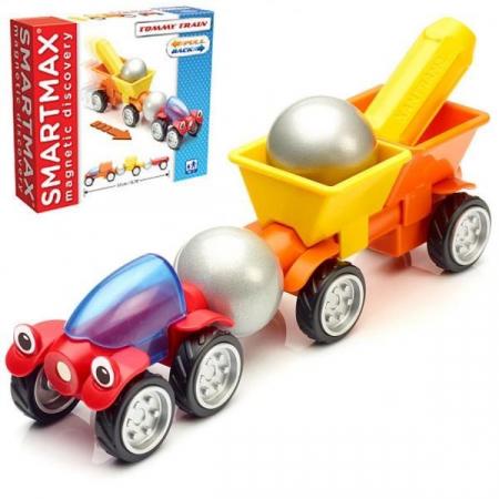 "Set Vehicule SMARTMAX ""PLAY"" - Tommy Train1"