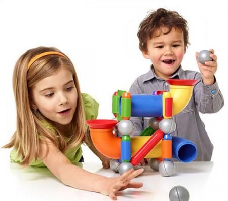 "SMARTMAX ""PLAY"" - Ball Run Fun Playground XL1"