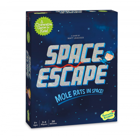 Space escape – Misiune de salvare în spațiu0