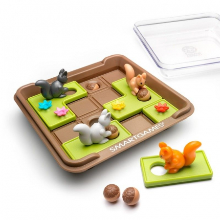 Squirrels Go Nuts - Smart Games1
