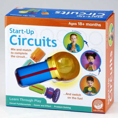 Start-up Circuits, primul meu set de știință, primele noțiuni de fizică [0]