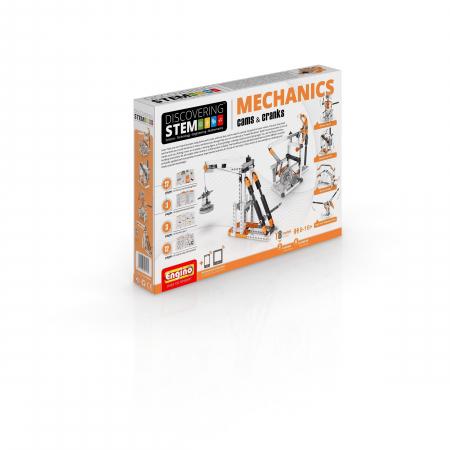 STEM MECANICA: Came & Manivele (Level 2) [4]