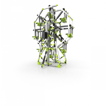 STEM SET PARC DE DISTRACȚII: London Eye și Roata Ferris [1]