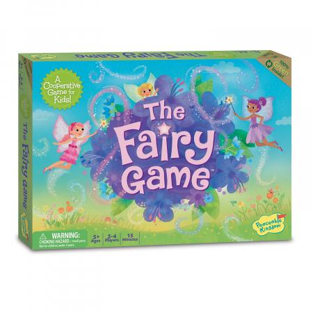 The Fairy Game - Grădina zânelor0