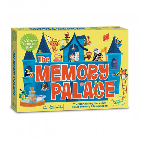 The Memory Palace - Palatul amintirilor0