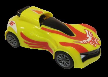 Tornado, mașinuță de curse [3]