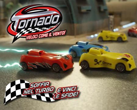 Tornado, mașinuță de curse [9]