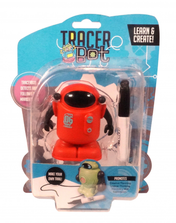Tracerbot Roșu1