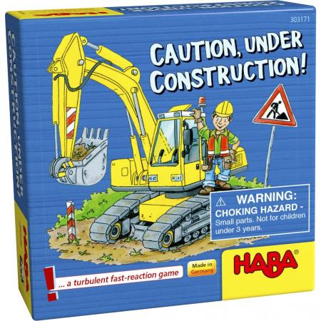 Atenție, în construcție! - joc de cooperare0