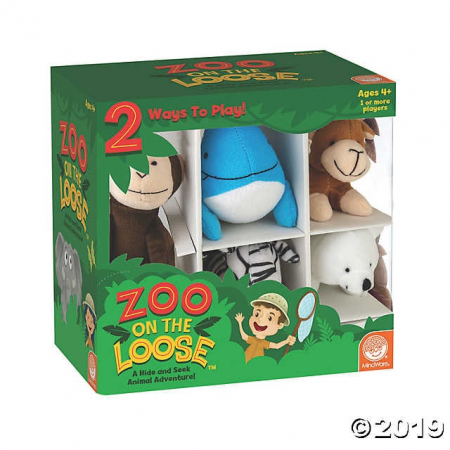Zoo on the loose – Evadare de la grădina zoologică0