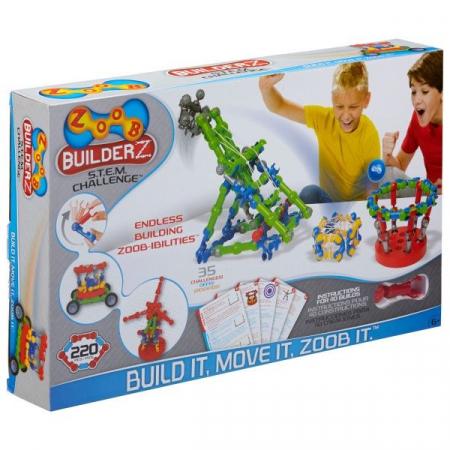 ZOOB Builderz - STEM Challenge0
