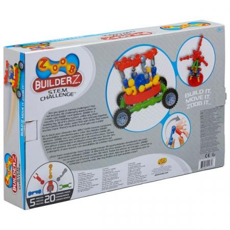 ZOOB Builderz - STEM Challenge3