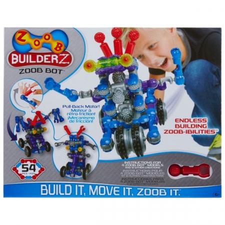 ZOOB Builderz - ZOOB BOT1