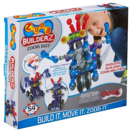 ZOOB Builderz - ZOOB BOT0