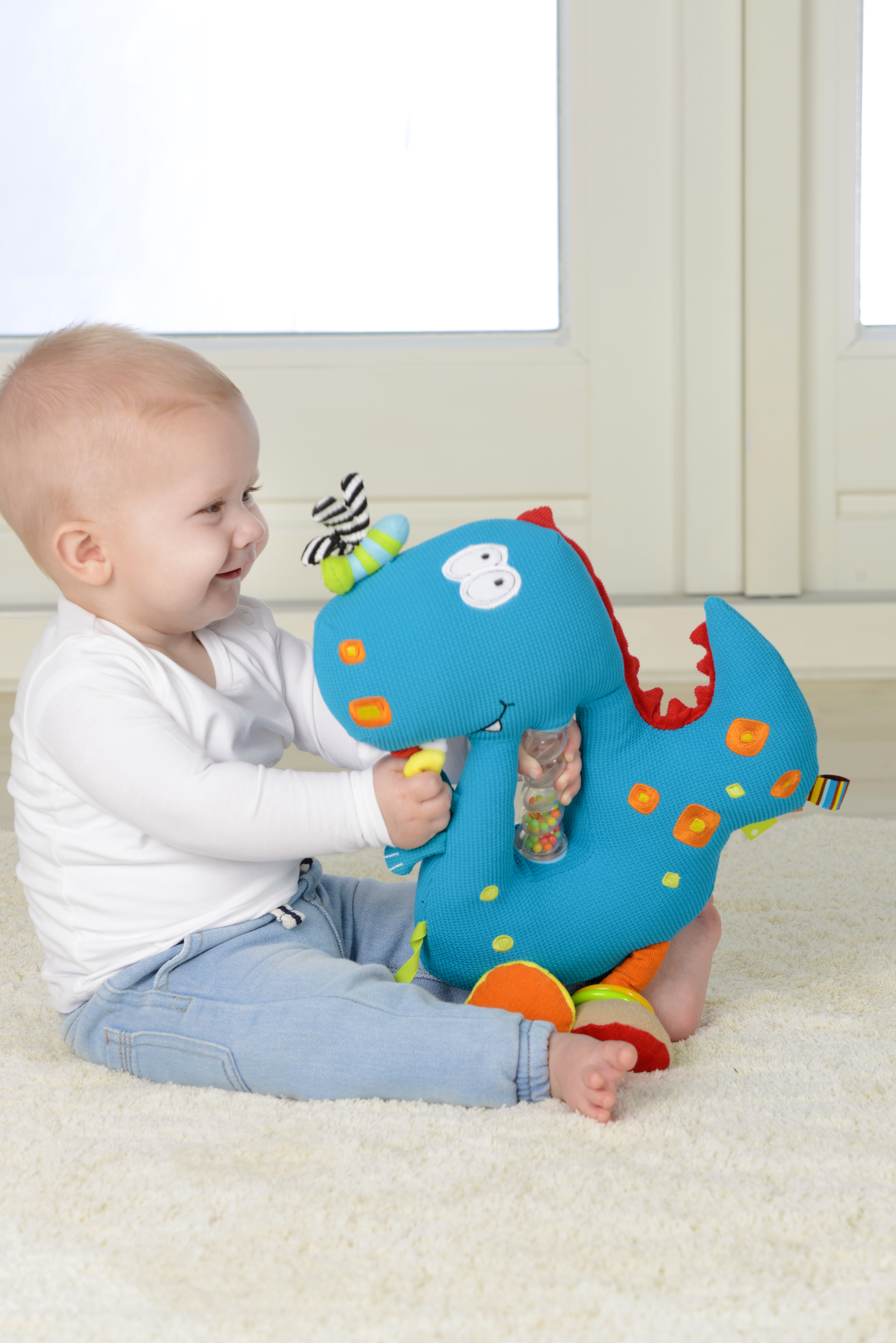 Dinozaur, jucărie senzorială 2