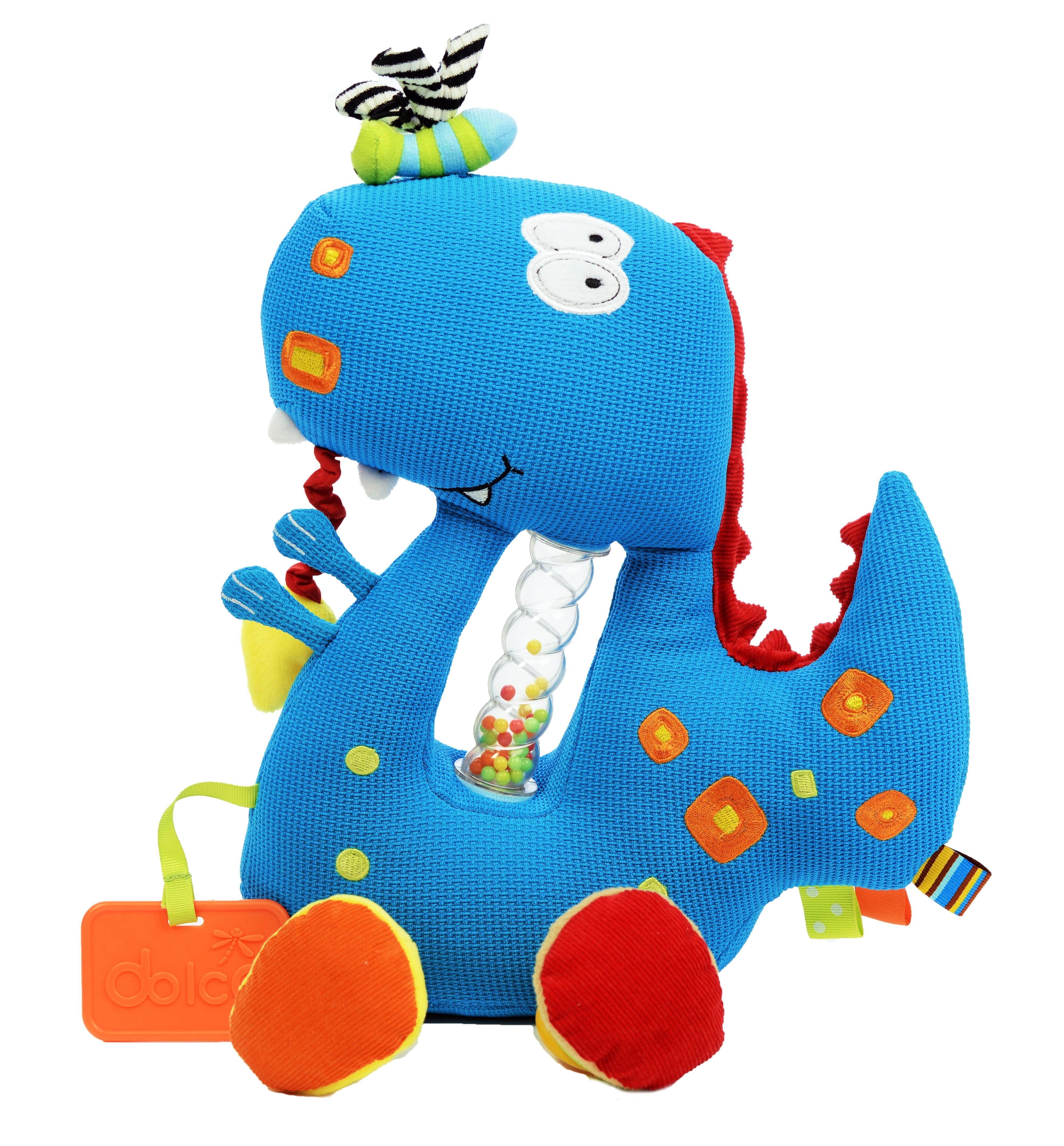 Dinozaur, jucărie senzorială 0