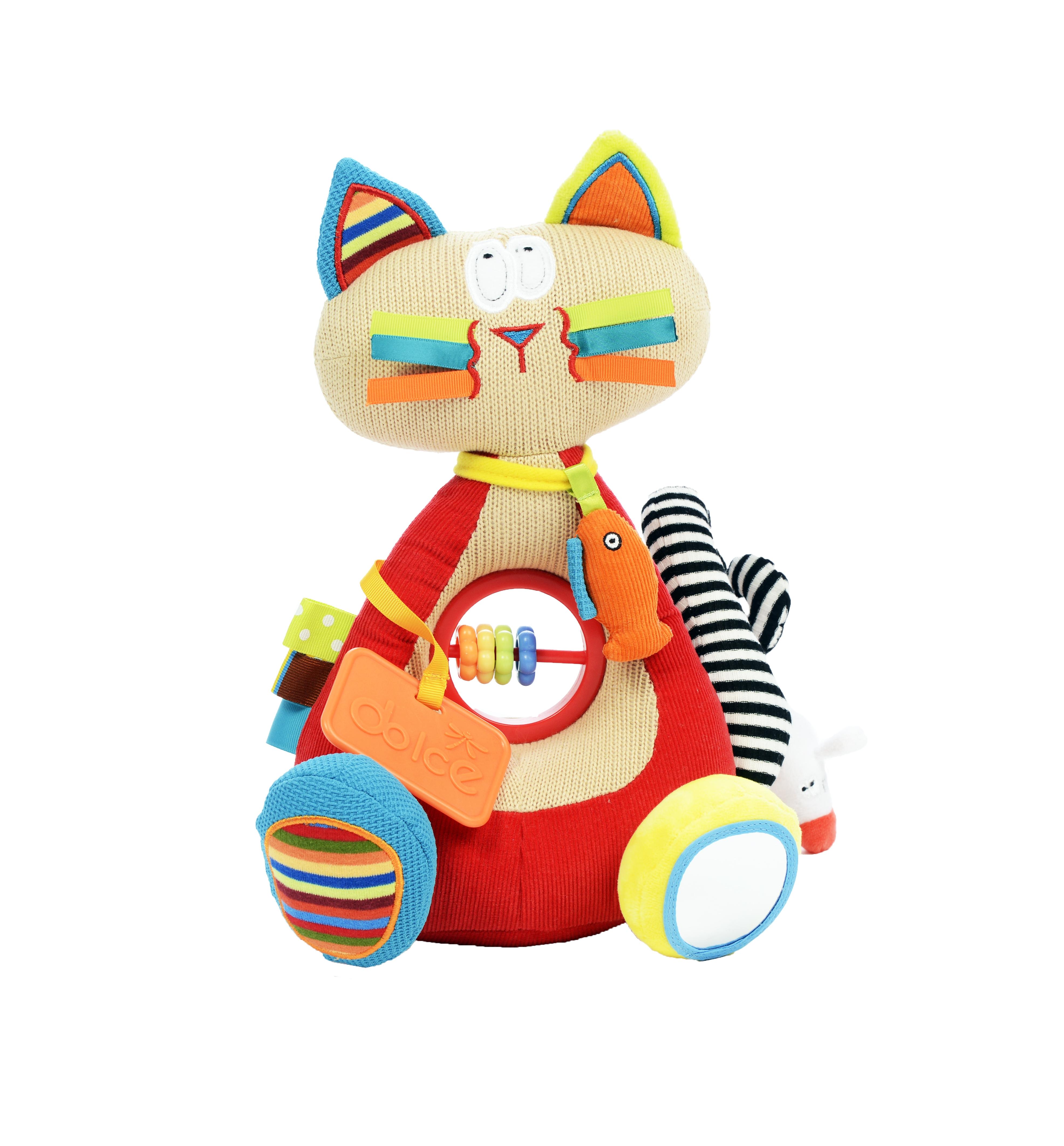Pisică siameză, jucărie senzorială0
