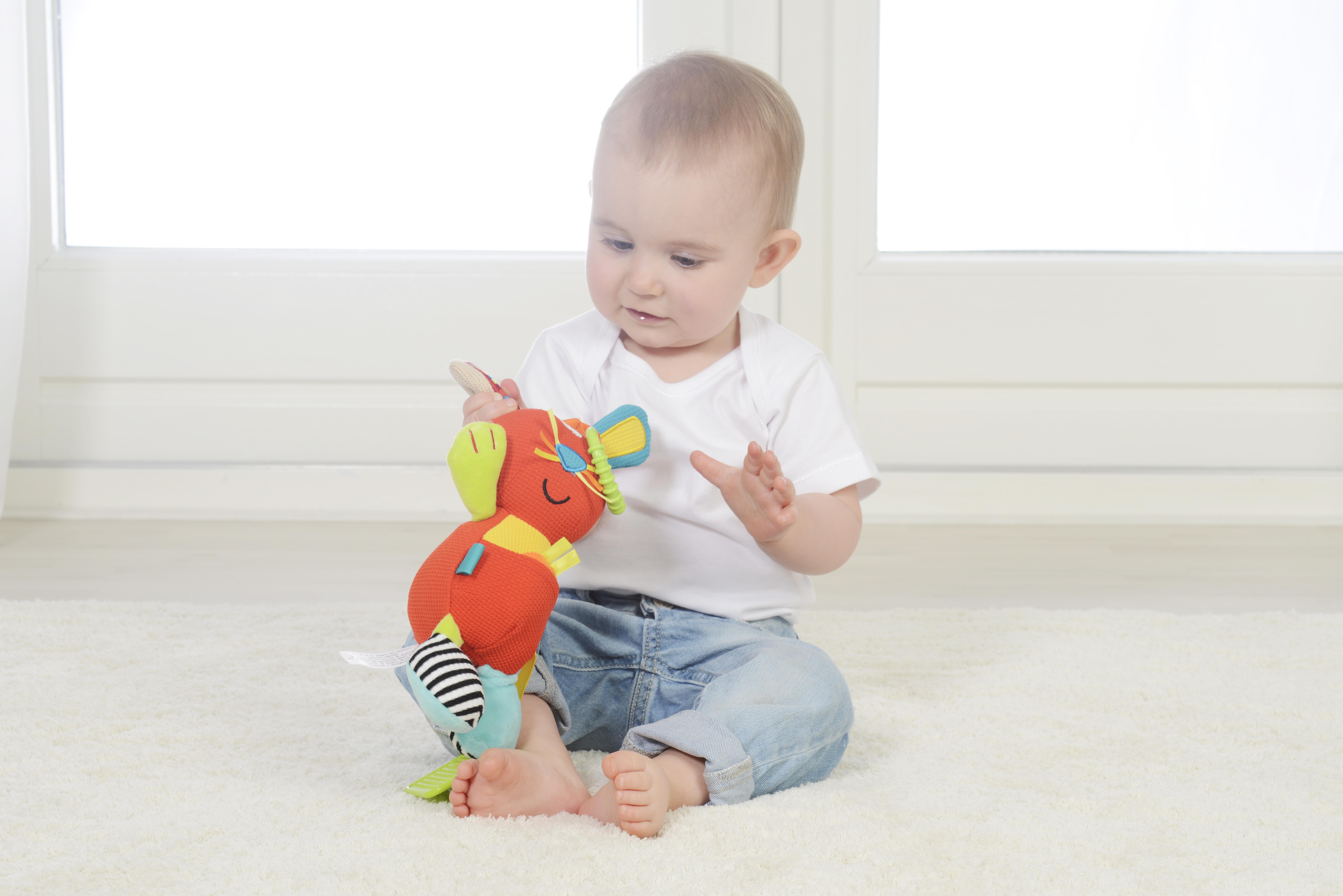 Iepuraș, jucărie senzorială 2