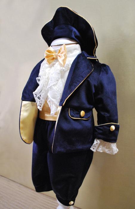 Costum Prinț Bleumarin [1]