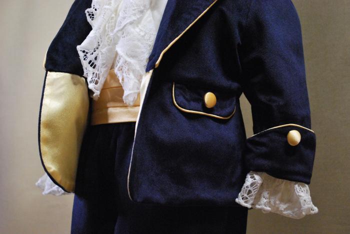 Costum Prinț Bleumarin [3]
