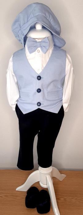 Costum cu vestă bleo [0]