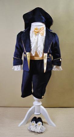 Costum Prinț Bleumarin [0]