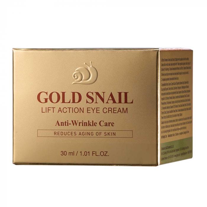 Cremă de ochi, Gold Snail (30ml) [2]