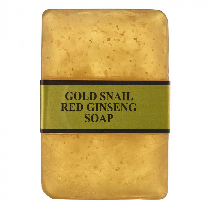 Săpun cu ginseng roșu, Gold Snail (90g) [4]