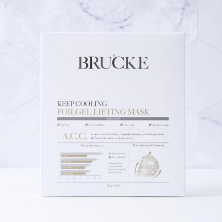 Mască cu efect de lifting, BRUCKE (1 buc) [0]