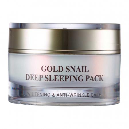 Cremă de noapte coreeana, Gold Snail, (30ml) [1]