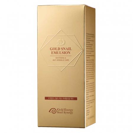 Emulsie coreeană, Gold Snail (130ml) [2]