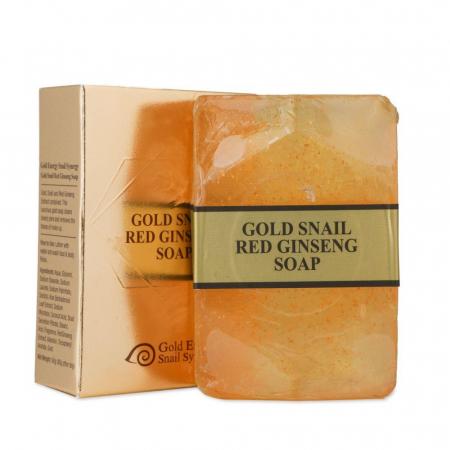 Săpun cu ginseng roșu, Gold Snail (90g) [1]