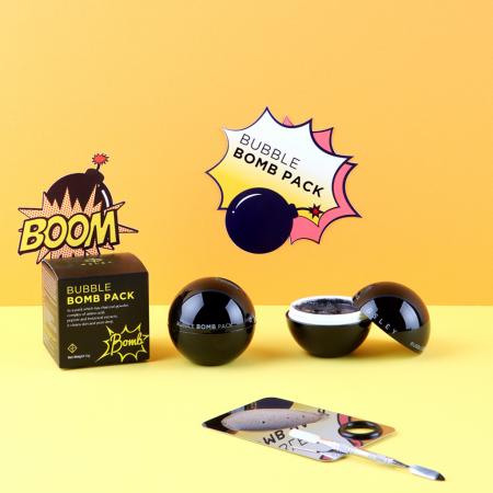 Mască GSLEY Bubble Bomb (50g) [1]