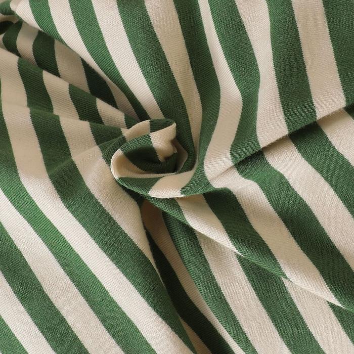 Salopeta Polo cu Dungi Verde Baieti [4]