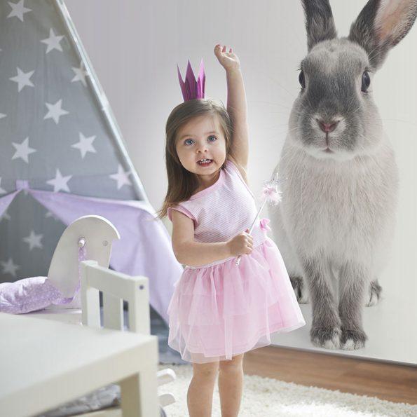Autocolant Camera Copii Harry The Rabbit [2]