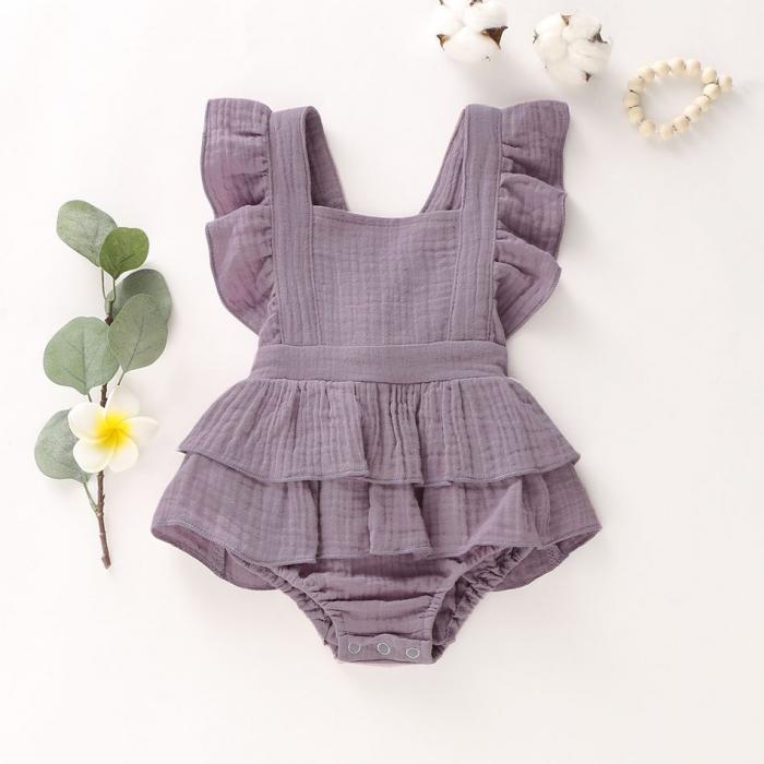 Body Stil Rochita Violet Deschis Fetite [0]