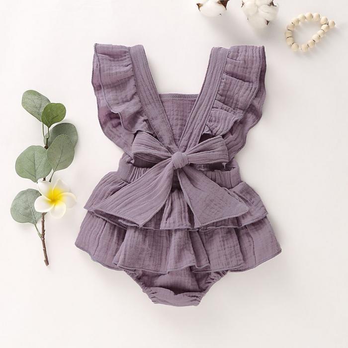 Body Stil Rochita Violet Deschis Fetite [1]