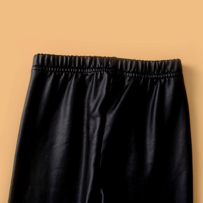 Set Bluza Leopard Si Pantaloni Pentru Fete 2-5 Ani [2]