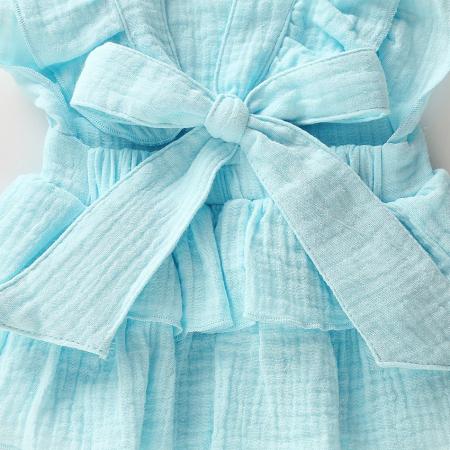Body Stil Rochita Albastru Deschis Fetite [3]