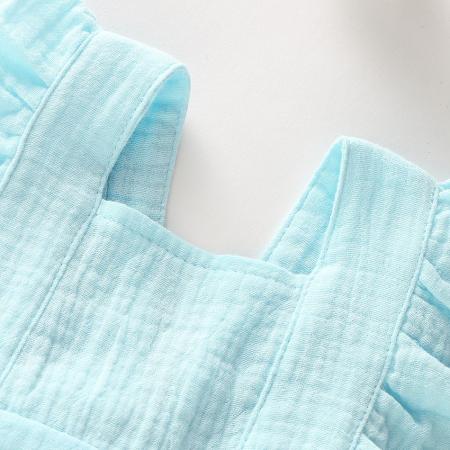 Body Stil Rochita Albastru Deschis Fetite [4]