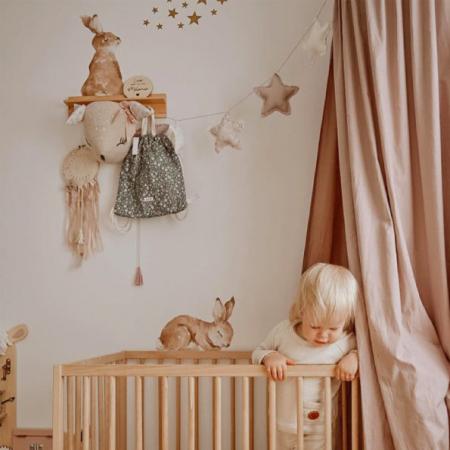 Set autocolante pentru camera copiilor Happy Rabbits Wonderland [5]
