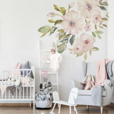 Set autocolante pentru camera copiilor Magnolii [0]
