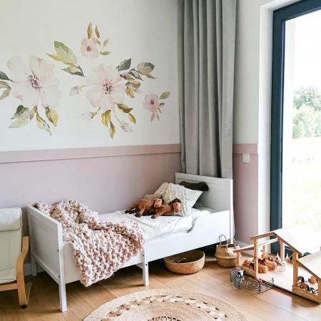 Set autocolante pentru camera copiilor Magnolii [7]