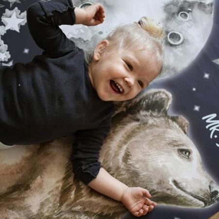 Set autocolante pentru camera copiilor Mr. Bear [2]