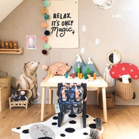 Set autocolante pentru camera copiilor Mr. Bear [5]