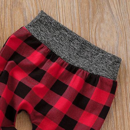 Set Body si Pantaloni In Carouri [2]