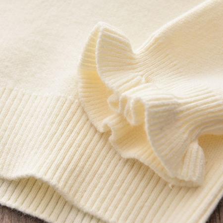 Set Fustita Si Bluza Tricotate Pentru Fetite Roz 18 Luni - 5 Ani [2]